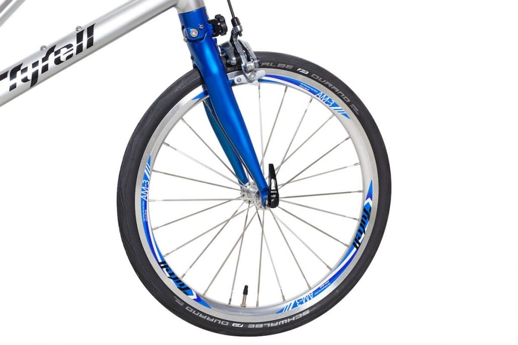 Tyrell Fx Blue Special Edition Boxbike Faltrad Shop Berlin 3