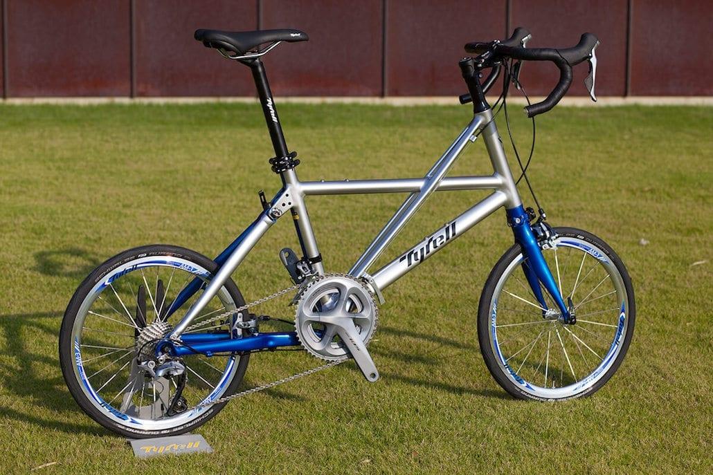 Tyrell Fx Blue Special Edition Boxbike Faltrad Shop Berlin 4