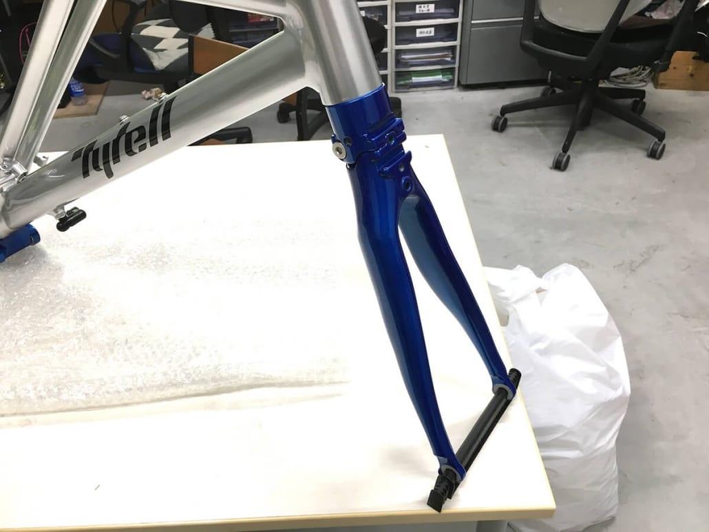 Tyrell Fx Blue Special Edition Boxbike Faltrad Shop Berlin 9