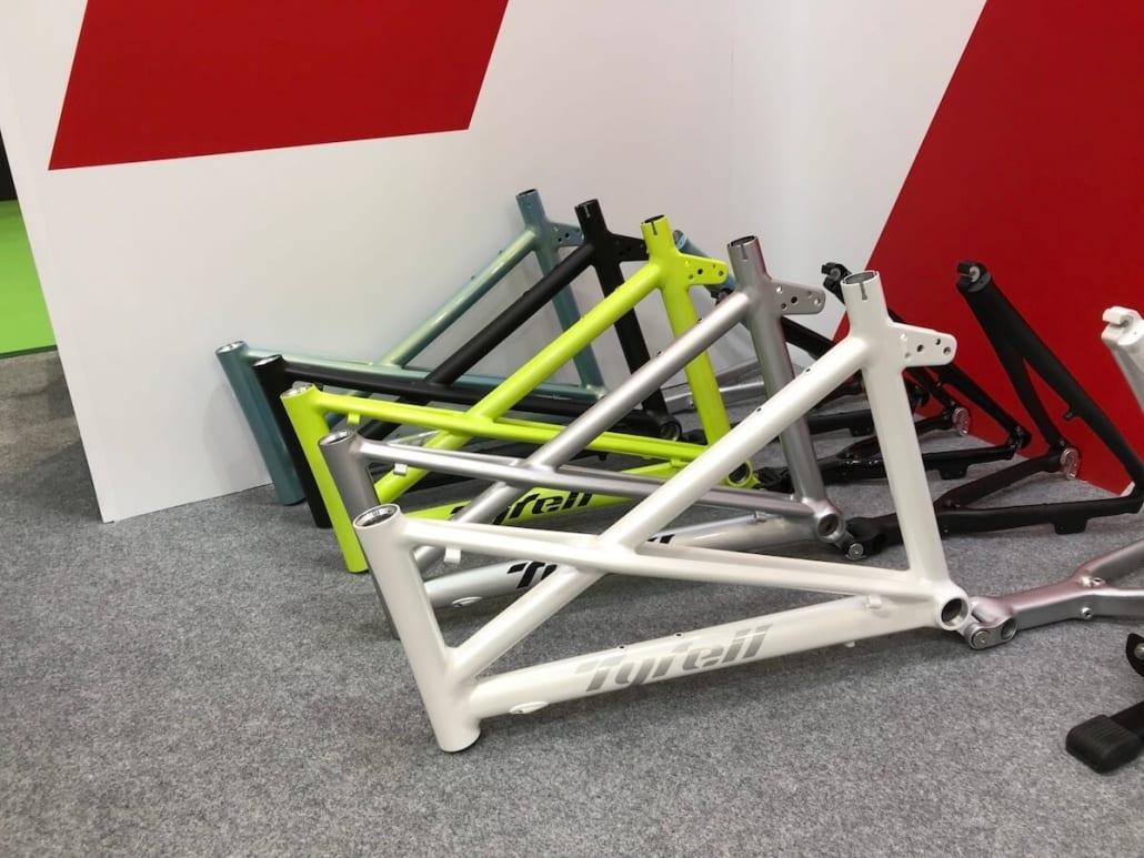 Tyrell Fx Faltrad Japan Neue Farbe Boxbike Shop Berlin 8