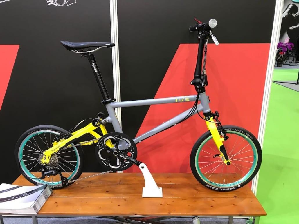 Tyrell Ive Faltrad Japan Neue Farbe Boxbike Sho Berlin 1