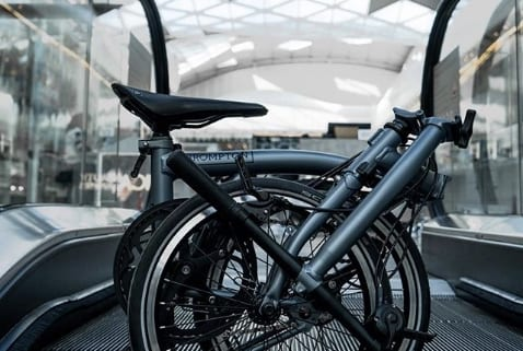 Brompton W12 Special Edition